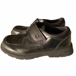 Sperry Miles Black Loafer Dress Shoes 10c